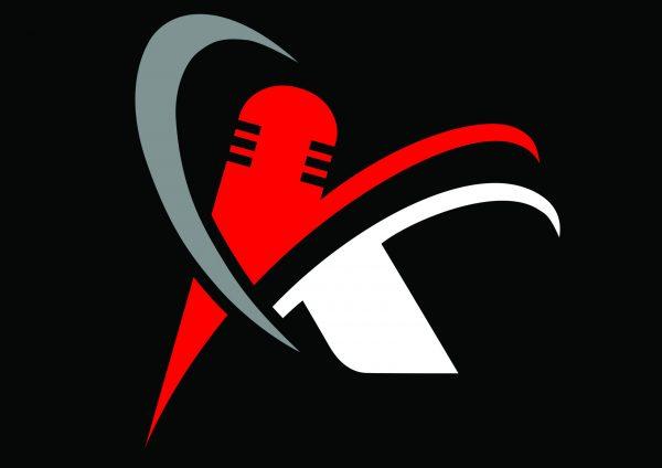 Logo Karakarts sur fond noir